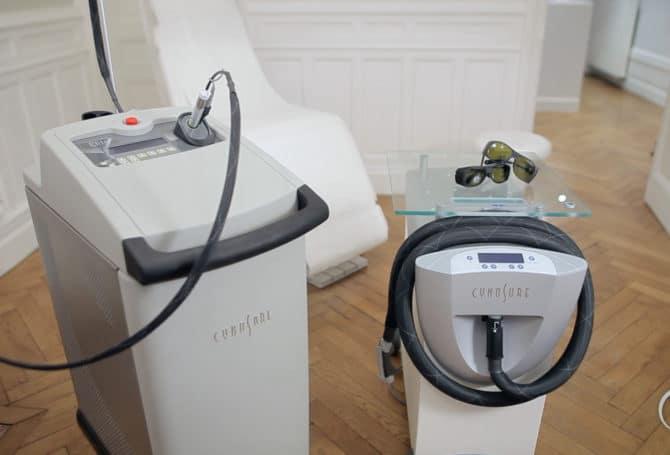 Laser épilation