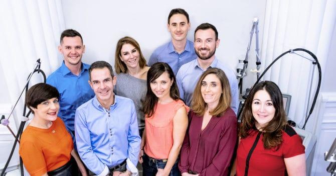 Equipe médicale du Centre Laser Lyon